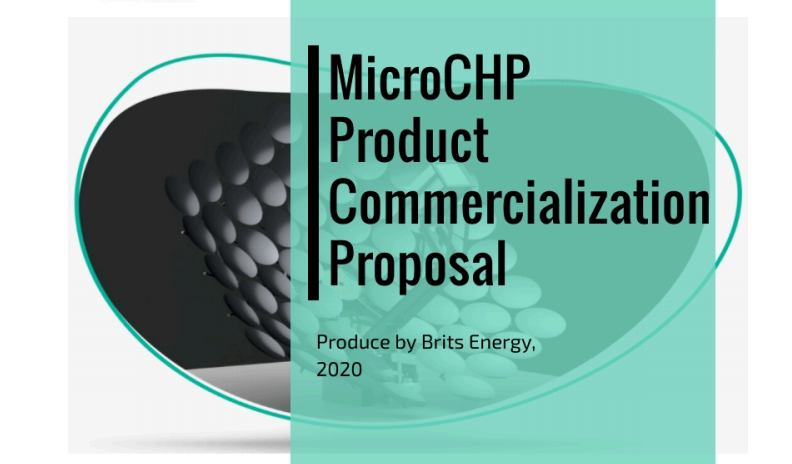 MicroCHP Product Commercialization Proposal